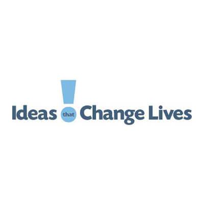 Ideas That Change Lives logo